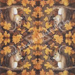Szalvéta , Ősz, 33x33 cm (13)
