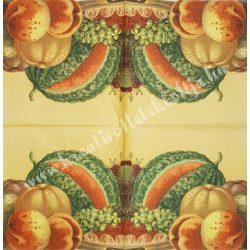 Szalvéta , Ősz 18. , 33x33 cm , 1 darab