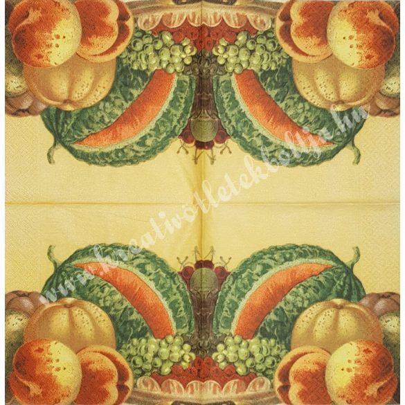 Szalvéta , Ősz, 33x33 cm (18)