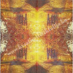 Szalvéta, Ősz, 33x33 (46)
