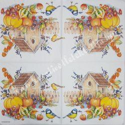 Szalvéta, Ősz 49., 33x33, 1 darab