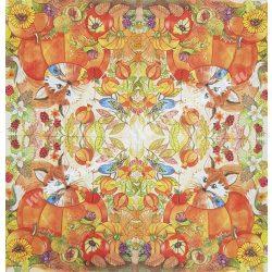 Szalvéta, Ősz 65., 33x33cm, 1 darab