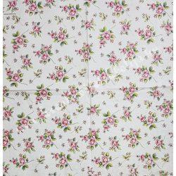 Szalvéta, rózsa, 33x33 cm (14)