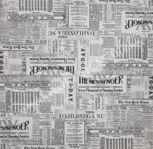 Szalvéta, trendi, London, 32x32 cm, 1 darab