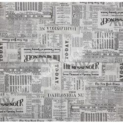 Szalvéta, trendi 4., London, 33x33 cm