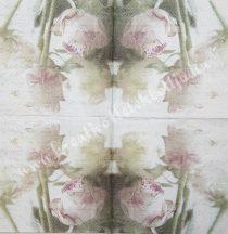 Szalvéta, vintage, 32x32 cm, 1 darab