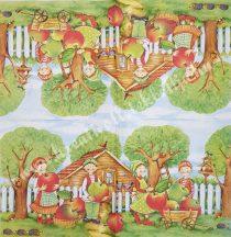 Szalvéta, Ősz, 36., 33x33 cm, 1 darab