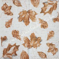 Szalvéta, Ősz, 38., 33x33 cm, 1 darab