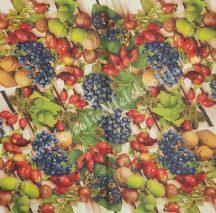 Szalvéta, Ősz, 40., 33x33 cm, 1 darab
