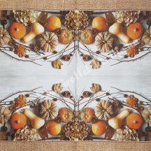 Szalvéta, Ősz, 42., 33x33 cm, 1 darab