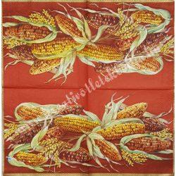 Szalvéta, kukorica, 25x25 cm, 1 darab