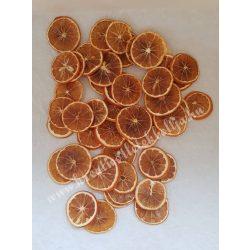Szeletelt narancs, 100g (kb. 45db)