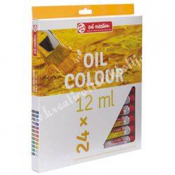 Talens Art Creation olajfesték készlet, 24x12 ml
