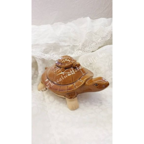 Teknős persely