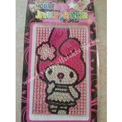 Matrica, Hello Kitty, 40x130mm, 1 darab