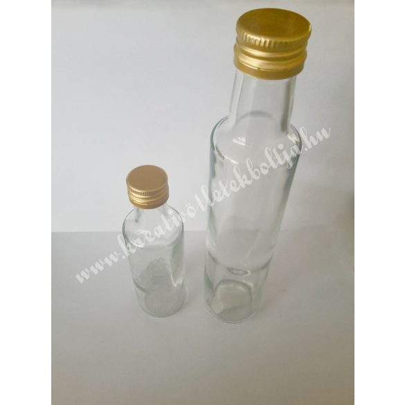 Dorica üveg több méretben