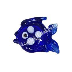 Üveghal, kék