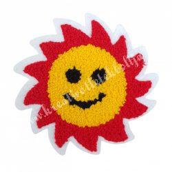 Varrható matrica, nap, 10x10 cm