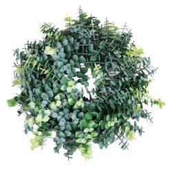 Eukaliptusz koszorú, 24 cm